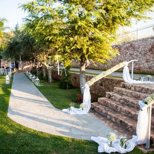 wedding venue in Athens