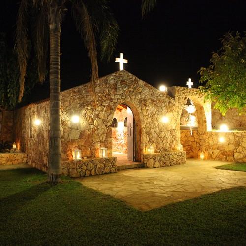 Church for baptisms